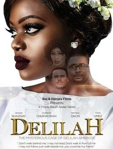 Delilah: The Mysterious Case of Delilah Ambrose Poster