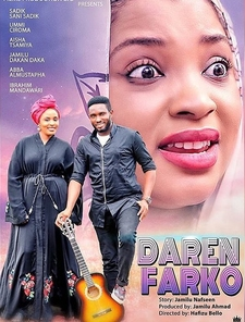 Daren Farko Poster