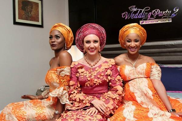Wedding Party 2.The Wedding Party 2 Destination Dubai Photos Nlist Nollywood