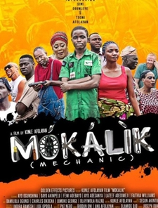 Mokalik Poster