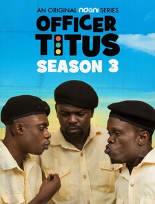 Officer Titus Poster
