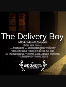 The Delivery Boy Poster