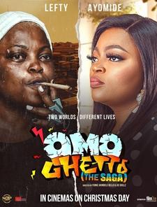 Omo Ghetto (The Saga) Poster