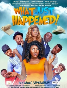 What Just Happened? Poster