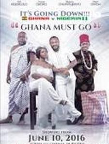 Ghana Must Go Poster