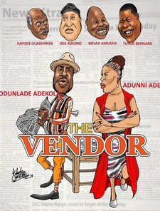 The Vendor Poster