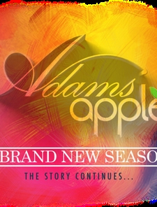 Adam Apples Poster