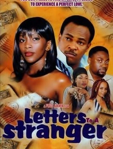 Letters to a Stranger Poster