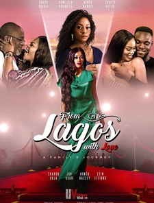 From Lagos with Love Poster