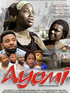 Ayomi Poster