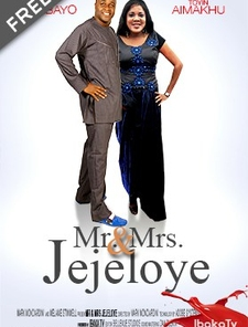 Mr and Mrs Jejeloye Poster