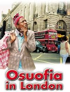 Osuofia in London Poster
