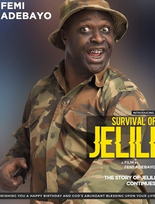 Survival of Jelili Poster
