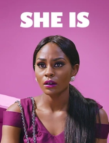 She Is Poster
