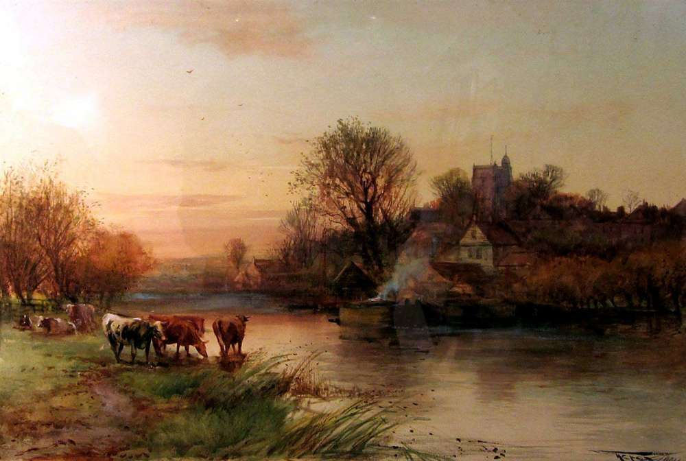 Beccles by Henry Fox 1855-1929.jpg
