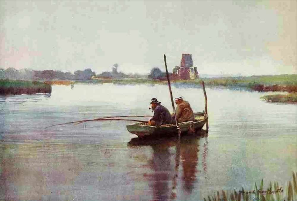 Bream Fishing by Frank Southgate.jpg