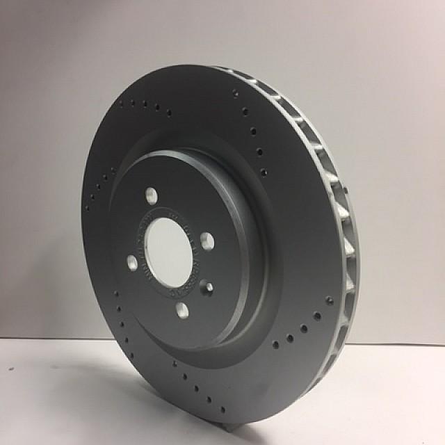 Brake Disc, front, R/H image