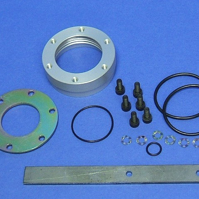 Fixed Cap Kit for Dry Sump Tower image