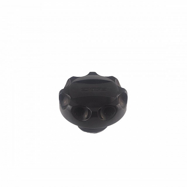 Oil Filler Cap Black image