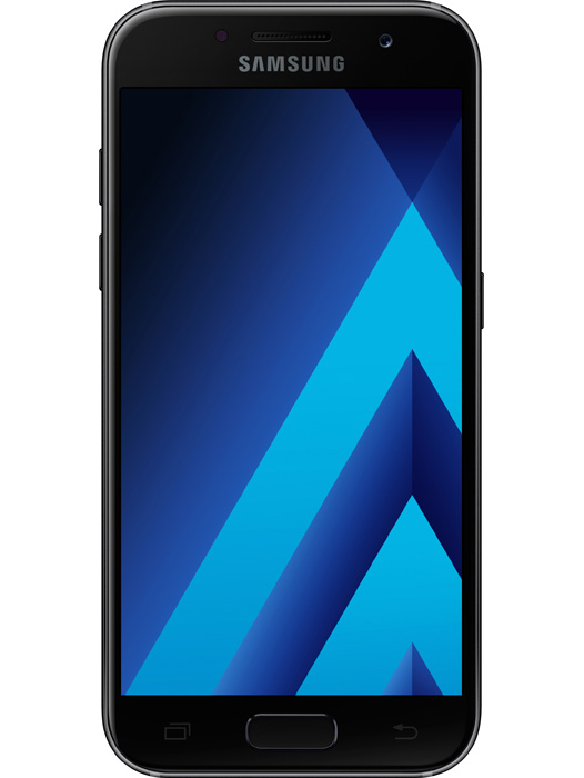 Galaxy A3 (2017) Svart