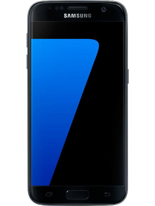 Galaxy S7 Svart