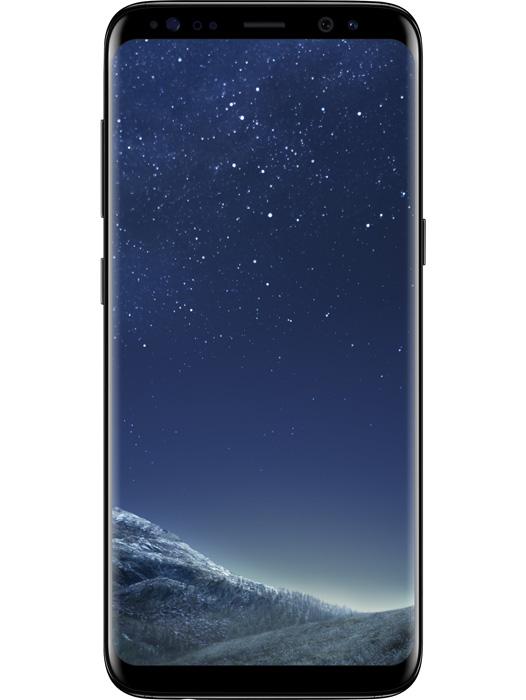 Galaxy S8 Svart