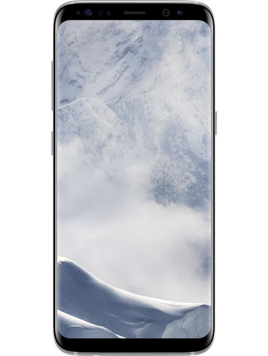 Galaxy S8 Sølv