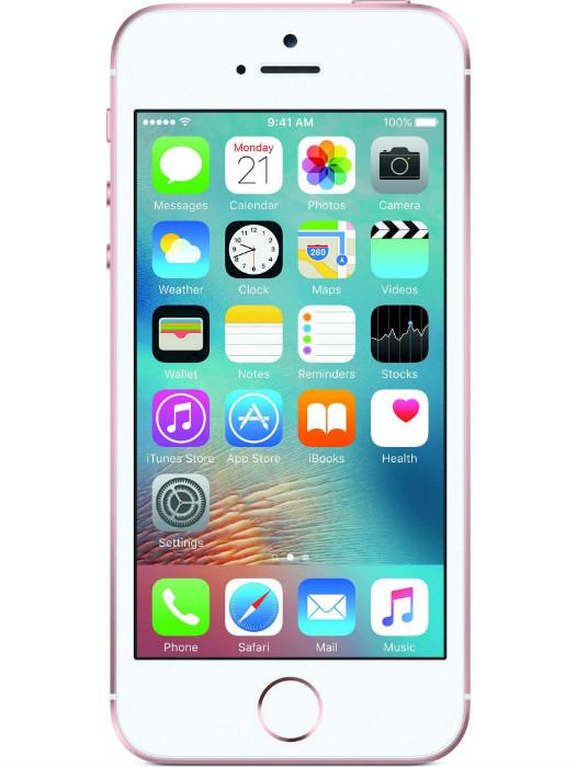 iPhone SE 128 GB Rosegull