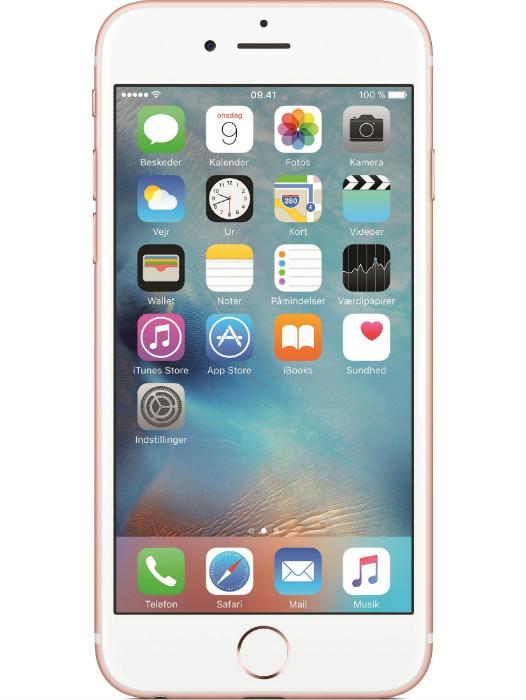 iPhone 6s 32GB Rosegull