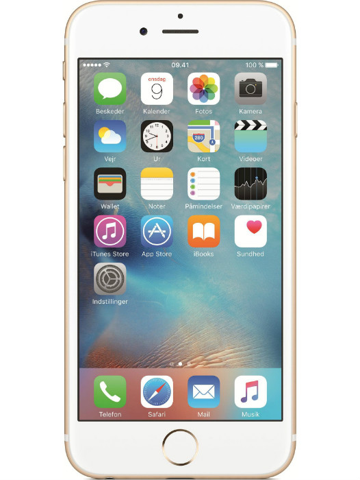 iPhone 6s 128GB Gull