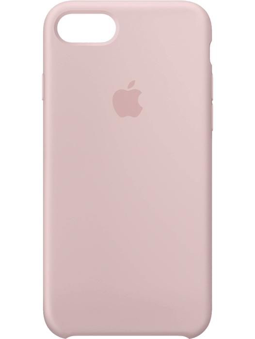 Apple iPhone 7 Silicone Case Korallrosa