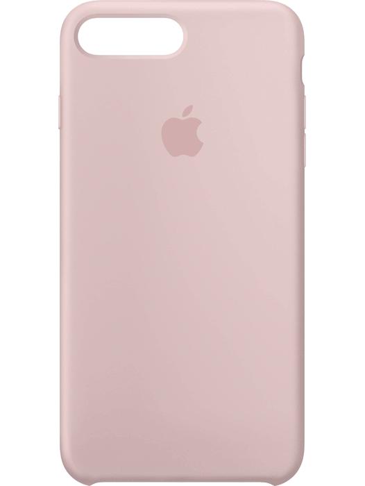 Apple iPhone 7 Plus Silicone Case Korallrosa