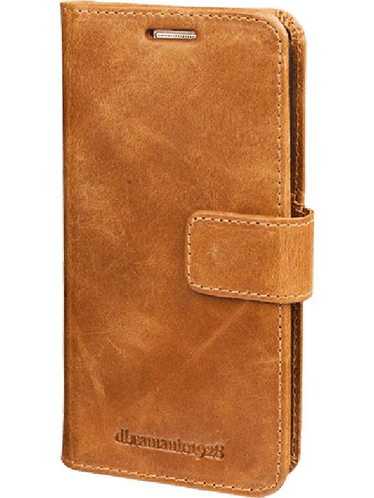 dbramante1928 Wallet Copenhagen Galaxy S8+ Lys brun