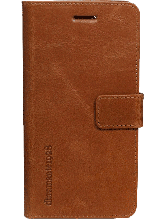 dbramante1928 Wallet Copenhagen iPhone 6/6s Lys brun