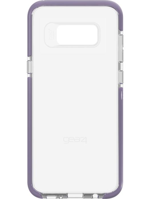 Gear4 Piccadilly Galaxy S8+ Orkidé grå