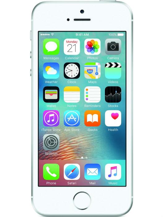 iPhone SE 32 GB Sølv