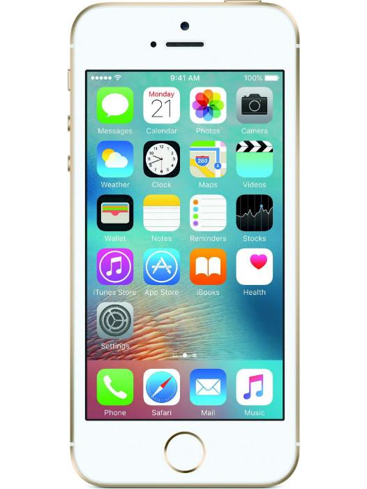 iPhone SE 128 GB Gull