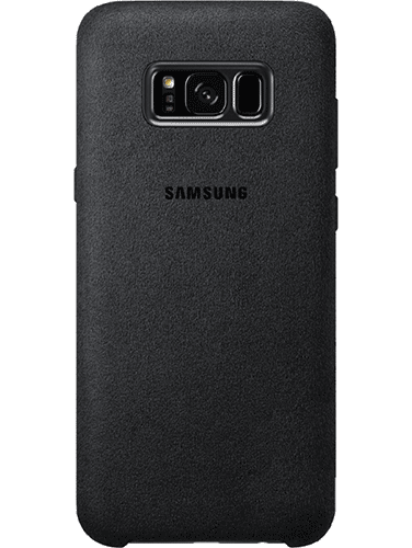 Alcantara Cover - Galaxy S8