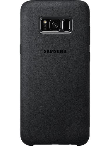 Samsung Alcantara Cover - Galaxy S8