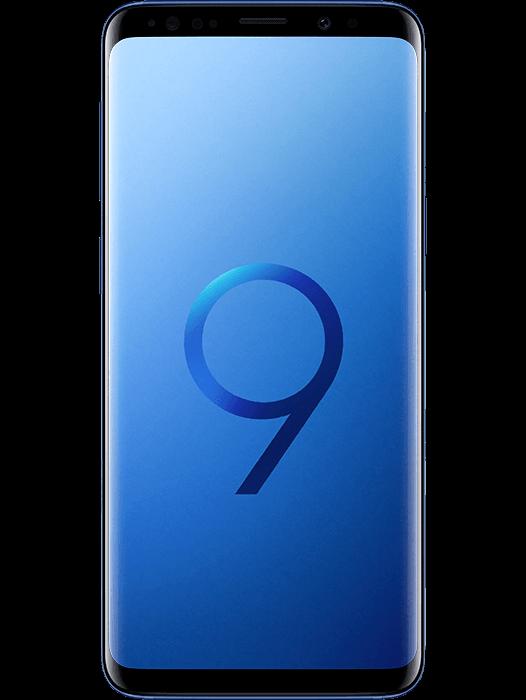 Galaxy S9 Korallblå