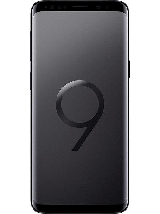 Galaxy S9 Svart