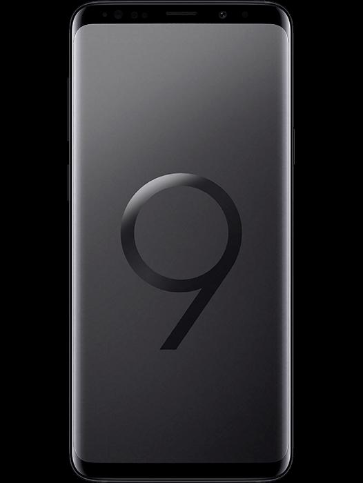 Galaxy S9+ Svart