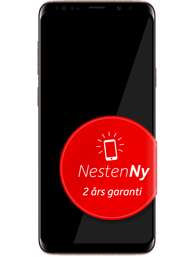 Galaxy S9 Gull NestenNy