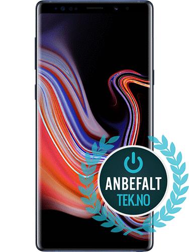 Galaxy Note9 128 GB Svart