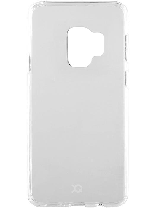 Xqisit Flex Case Cover Galaxy S9 Gjennomsiktig