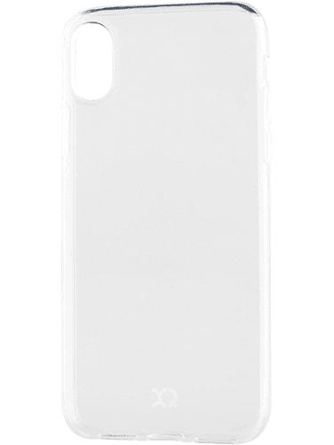 Xqisit Flex Case iPhone X Gjennomsiktig