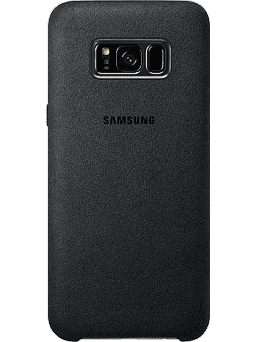 Alcantara Cover - Galaxy S8+