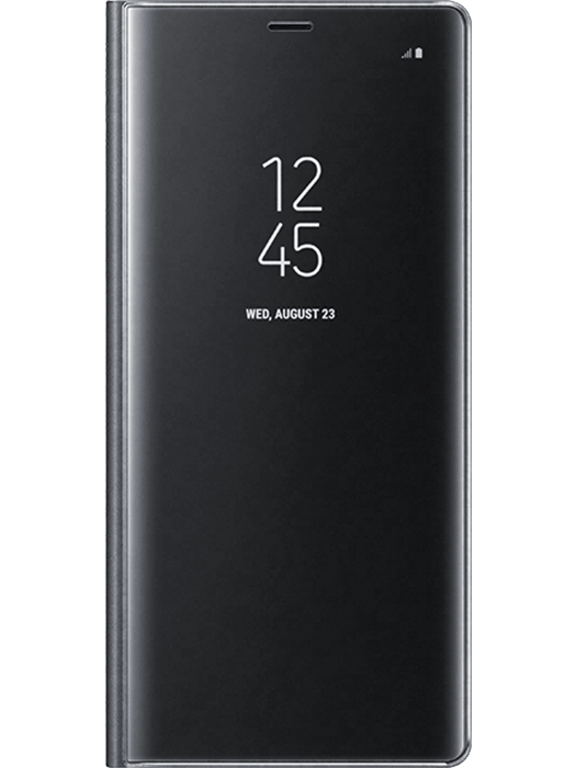 C-View Cover Galaxy Note 8 Svart