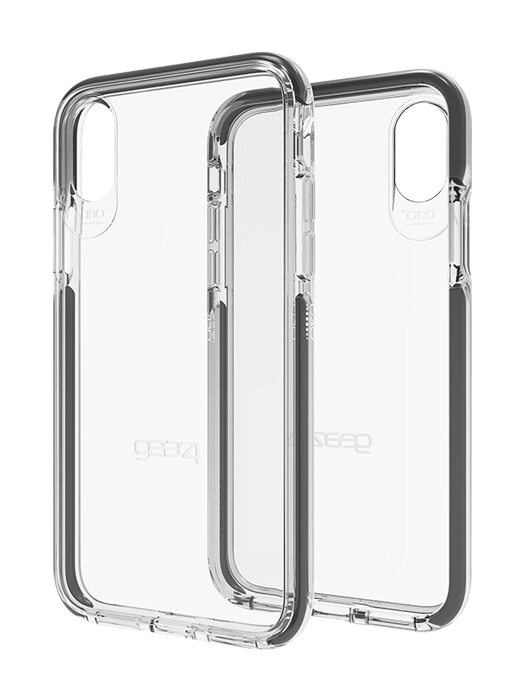 Gear4 D3O Tone iPhone X/Xs Svart