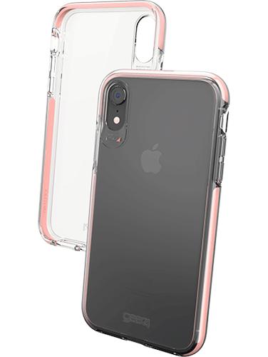 Gear4 D3O Tone deksel iPhone XR Rosa